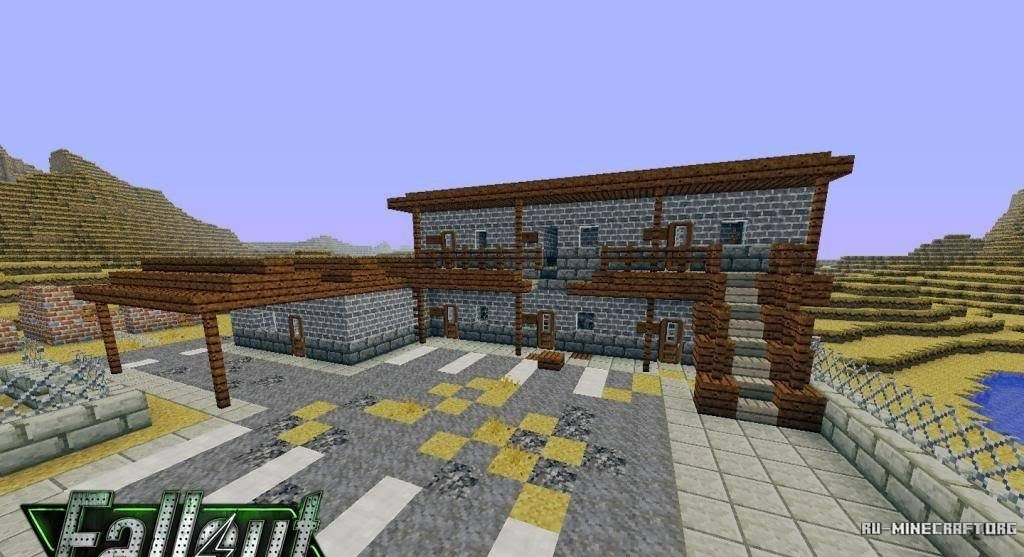 Fallout: Rebuilding Humanity (80,000 ... - Minecraft Forum
