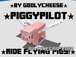 Скачать PiggyPilot для Minecraft 1.7.2
