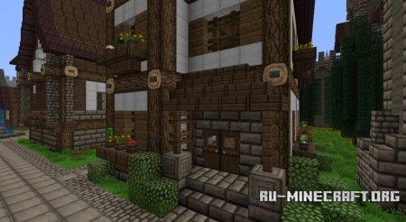 Скачать OzoCraft для Minecraft 1.6
