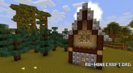 Скачать Jehkoba's Fantasy Pack для Minecraft 1.6