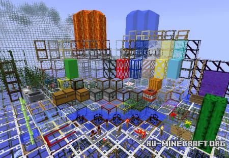 Скачать StrongestCraft для Minecraft 1.6