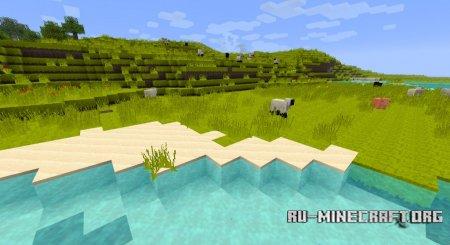 Скачать Will Pack для Minecraft 1.6