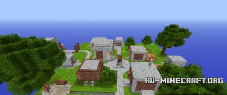 Майнкрафт 7 островов