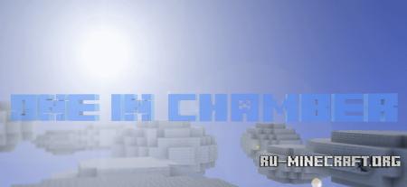 Скачать карту One in chamber для Minecraft
