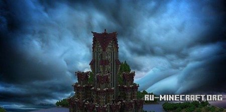 Скачать карту The Towers of Zelagan для Minecraft