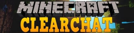 ������� ClearGlobalChat  ��� minecraft 1.6.4