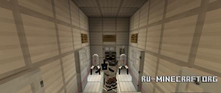 Скачать карту Portal для Minecraft