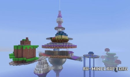 ������� ����� SuperMarioGalaxy ��� Minecraft