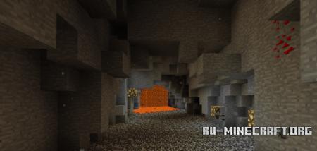 Скачать Flat Bedrock для minecraft 1.6.4