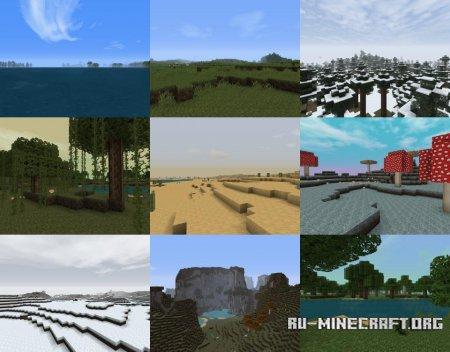 Скачать Misa (64x) для Minecraft 1.6.2