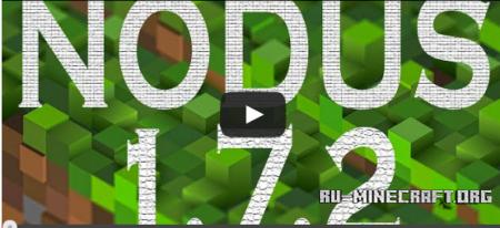 Скачать Nodus для Minecraft 1.7.2 бесплатно