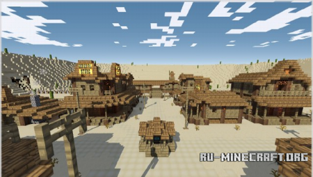 Скачать Desperado Resource Pack для Minecraft 1.7.2
