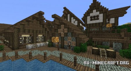 Скачать MiniDoku для Minecraft 1.6