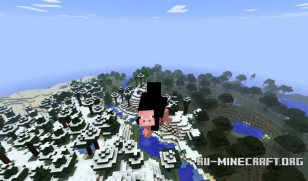 Скачать PiggyPilot v.2 для Minecraft 1.7.2