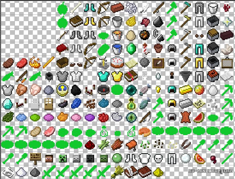 toomenim items для майнкрафт 1 5 2 #4