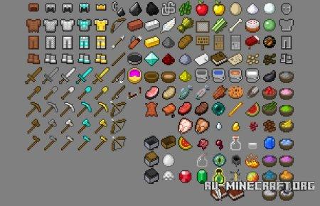 Скачать Paper Cut-Out для Minecraft 1.6