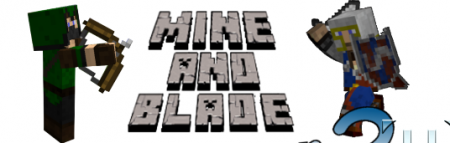 Скачать Mine & Blade: Battlegear 2 для Minecraft 1.6.4