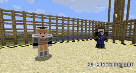 Скачать JailCraft для Minecraft 1.5