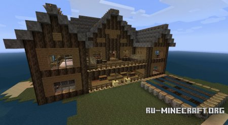 ������� Misa�s Realistic Pack ��� Minecraft 1.6