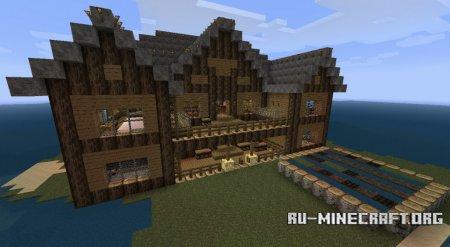 Скачать Misa's Realistic Pack для Minecraft 1.6