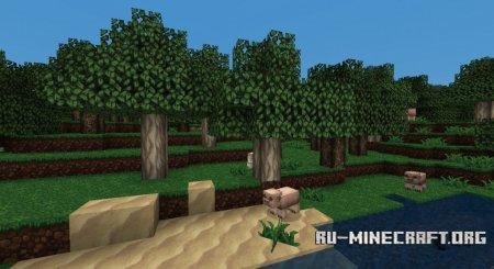 Скачать Derivation для Minecraft 1.5