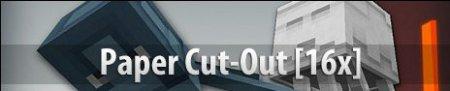 Скачать Paper Cut-Out для minecraft 1.7.2