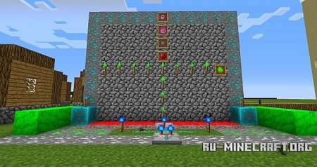 Скачать CraftMine(16х) для Minecraft 1.6.4
