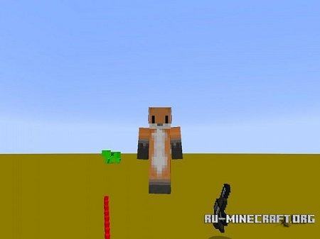 Скачать Orange(16х) для Minecraft 1.7.2
