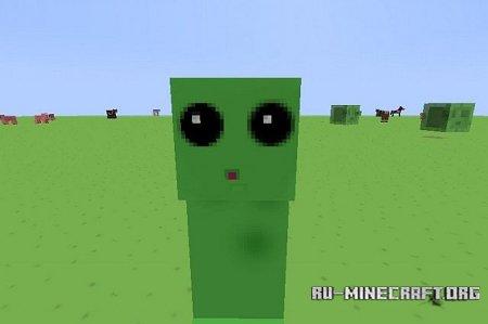 Скачать Flutterstorm's(64x) для Minecraft 1.7.2