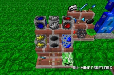 Скачать Just 4 Fun для Minecraft 1.7.2