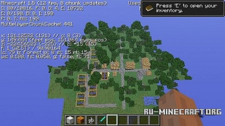 ������� Better Villages ��� Minecraft 1.6.4