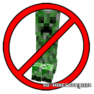 Скачать AntiCreeper для minecraft 1.6.4