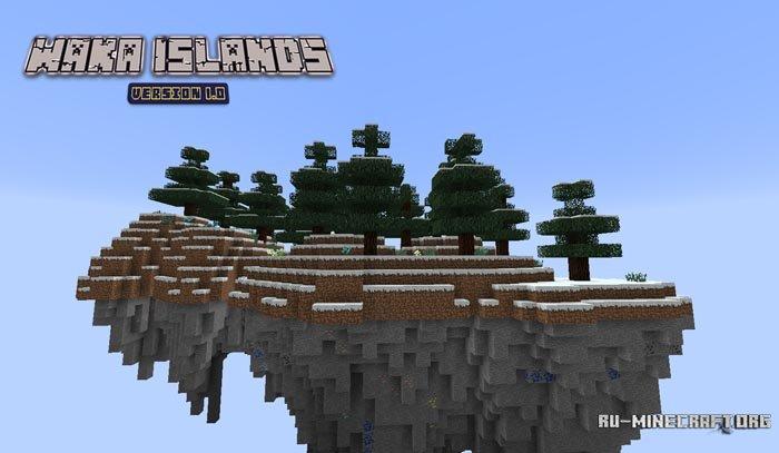 скачать карту Waka Islands - фото 2