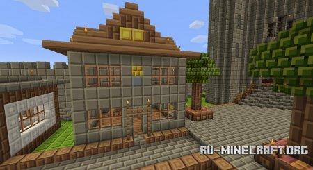 Скачать Tiny Pixels для Minecraft 1.7