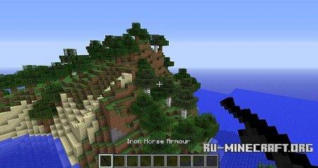 Скачать CinderX(16x) для Minecraft 1.7.2
