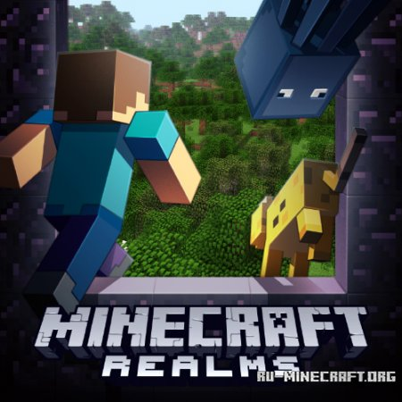 Minecraft Realms Beta был запущен (Только в Швеции)