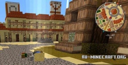 Скачать Voxel Map для Minecraft 1.6.2
