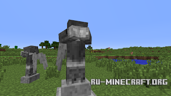 ������� Weeping Angels ��� minecraft 1.6.4