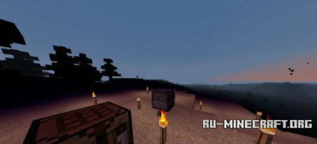 Скачать Advanced Darkness для minecraft 1.6.4