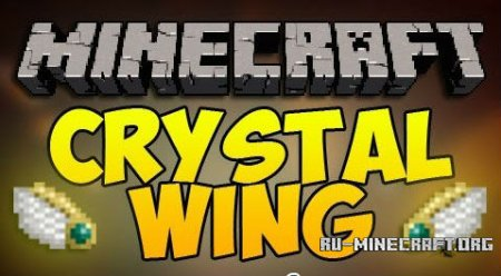 ������� Crystal Wing ��� minecraft 1.7.2