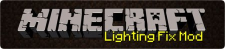 Скачать Lighting Fix Mod для minecraft 1.7.2