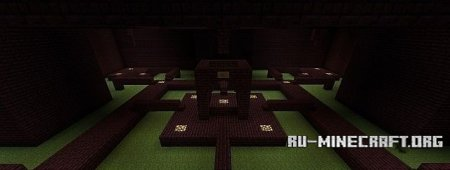 Скачать карту Hell Arena - Mob Arena map для Minecraft