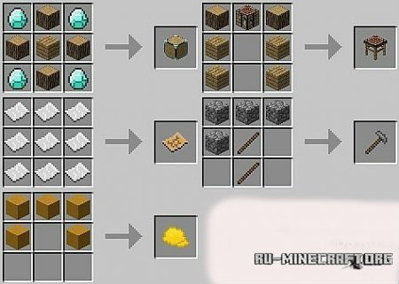 ������� MrCrayfish's Construction Mod ��� Minecraft 1.6.2