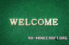 Скачать Welcomizer для minecraft 1.6.4