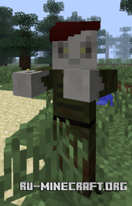 Скачать мод Dayz для Minecraft 1.7.2