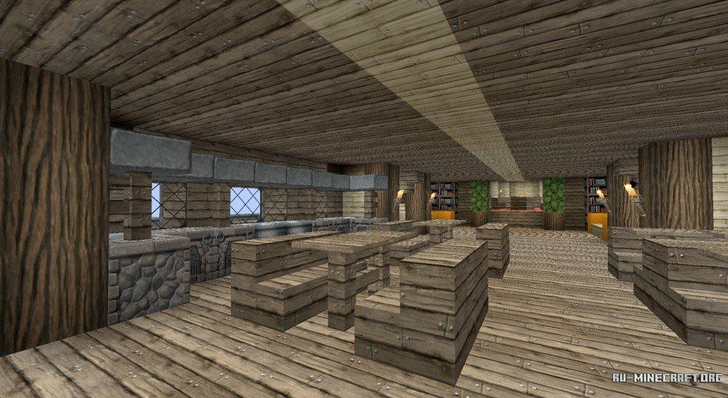 Скачать HD текстур Пак на Minecraft