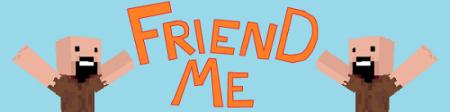 Скачать FriendMe для minecraft 1.7.2