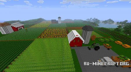 ������� Agriculture ��� Minecraft 1.6.2