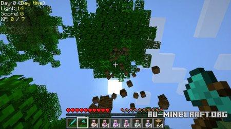 Скачать TreeCapitator для Minecraft 1.7.2