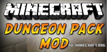 ������� Dungeon Pack ��� Minecraft 1.7.2